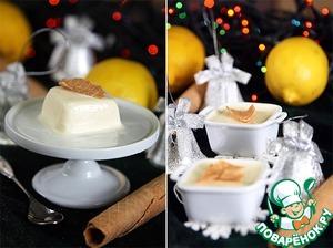 Рецепт Лимонный поссет