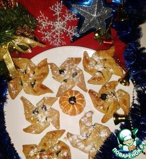 Рецепт Финское Рождественское печенье