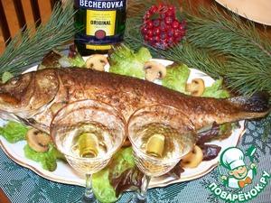 Рецепт Рождественский карп по-чешски
