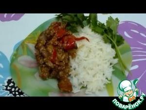 Рецепт Мясо по японски в мультиварке