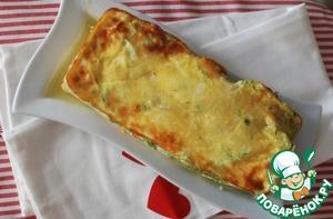 Рецепт Запеканка с куриным филе и овощами