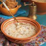 Йогуртовый суп по мотивам Эль-Рашуф