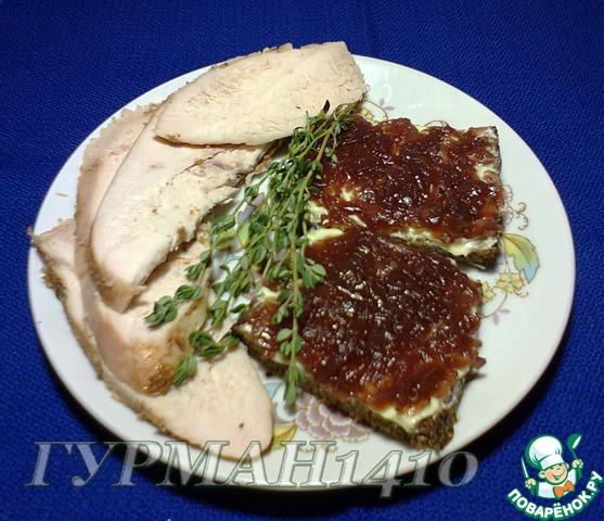 луковый мармелад рецепт с фото