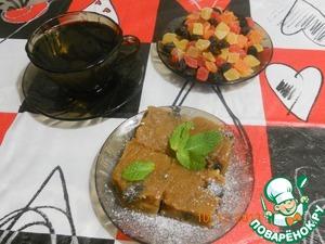 Рецепт Индийская халва из бобов