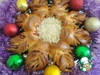 Рождественский пирог ингредиенты