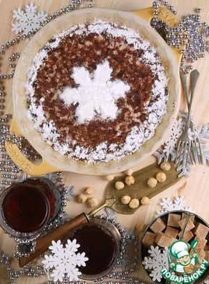 Рецепт Пьемонтский ореховый пирог