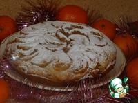 Рождественский кекс ингредиенты