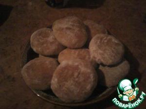 Рецепт Веганское печенье
