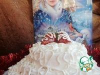 """Торт """"Клубника под снегом"""" ингредиенты"""