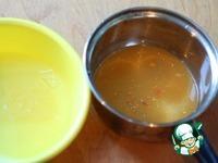 Желе quot;Новогодний мандаринquot; ингредиенты