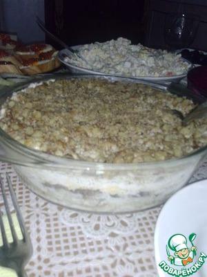 "Рецепт Салат ""Обжорка"""