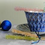 Леденцы-кристаллы (идея для подарка)