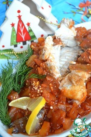 Рецепт Дорадо по-тайски с кешью