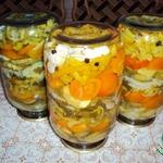 Желейный салат