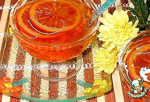 Рецепт Апельсиновое варенье