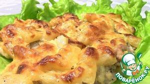 Рецепт Запеченная свинина с ананасами