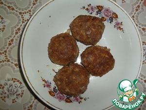 Рецепт Котлеты из говядины