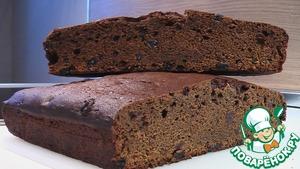 Рецепт Пряный пирог с изюмом