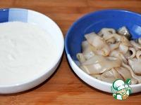 Кальмар в кляре по-китайски ингредиенты