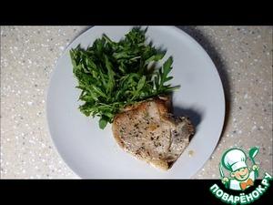 Рецепт Свинина на косточке