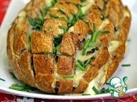 Сырный хлеб с грибами ингредиенты