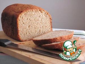 Рецепт Хлеб горчичный с овсяными хлопьями