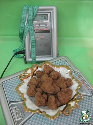 Рецепт Конфеты для диеты