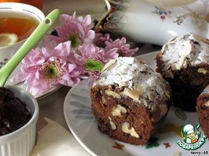 Рецепт Кекс кофейно-медовый