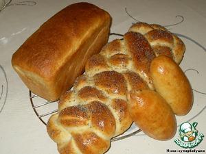 Рецепт Хлеб Фрица