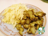 Хрустящий салат с помидором и крабовыми палочками ингредиенты