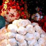 """Рождественское миндальное печенье """"Курабьедес"""""""