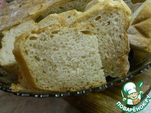Рецепт Горчичный хлеб с медом