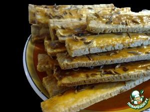 Рецепт Финское соленое печенье