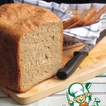Яично-ржаной хлеб