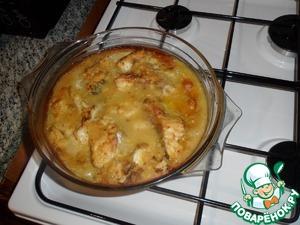 Рецепт Баба-шарпанина из судака