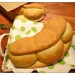 Гороховый хлеб