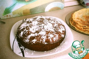 Как готовить Шоколадный кекс к чаю рецепт с фото пошагово