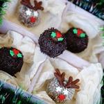 Новогодние Шоколадные Трюфели