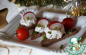 Паштет из сельди с творогом и орехами вкусный рецепт с фотографиями пошагово