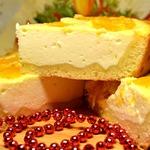 Торт Апельсины на снегу