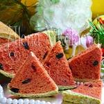 Хлеб Дольки арбуза