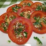 Маринованные помидоры по-итальянски за 40 минут