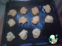 Заварные пирожные ингредиенты