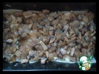 Лазанья с больньезе и грибами ингредиенты
