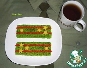 Рецепт Гречневое печенье с добавлением мёда