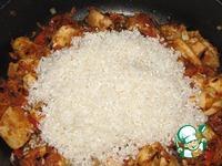 Куриная грудка с рисом ингредиенты