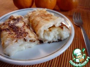 Рецепт Турецкий молочный десерт Казандиби