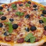"""""""Итальянская"""" пицца"""