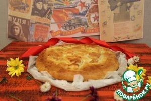 Рецепт Пирог с гречкой