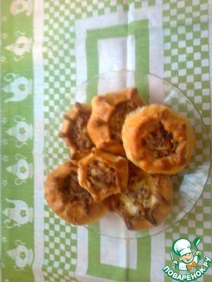 Рецепт Татарские пирожки